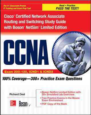 Ccna Cisco Certified Network Associate Routing and Switching By Deal, Richard